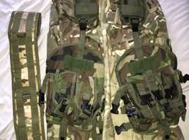 Airsoft clothing and tac vest