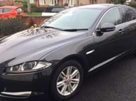 Jaguar Xf, 2015 (15) Grey Saloon, Automatic Diesel, 40,000 miles