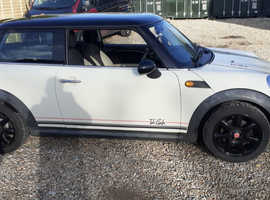 Mini MINI, 2007 (57) White Hatchback, Manual Petrol, 59,000 miles