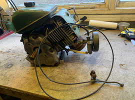 BSA 4 Stroke Petrol Engine