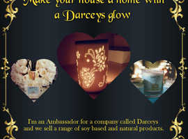 Sell Luxury Soy Wax Candles, Melts and Home fragrances