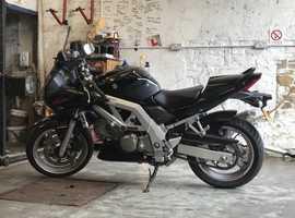 Suzuki SV650s Motorbike