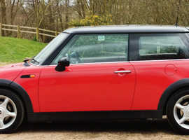 Mini MINI, 2003 (03) Red Hatchback, Manual Petrol, 113,000 miles