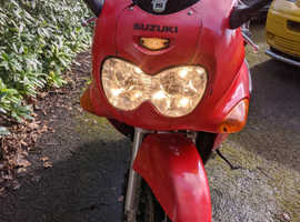 GSX 600 FW FOR SALE
