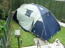 suncamp stratus 4 man tent