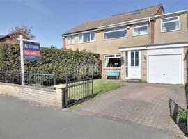 4 bed. Semi detached house. Grenoside. S35,