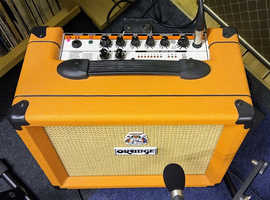 Orange Crush 20LDX guitar amp, VGC