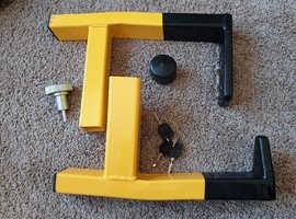 Stronghold Atlas Auto Wheel clamp SH5439