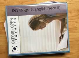 Year 8 Key stage 3 English