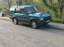 Land Rover Discovery, 1999 (V) Blue Estate, Automatic Diesel, 152,932 miles