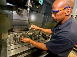 CNC Milling | CNC Milling Services | GRF Engineering Ltd
