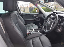 Vauxhall ZAFIRA TOURER, 2015 (64) Silver MPV, Manual Diesel, 73,289 miles