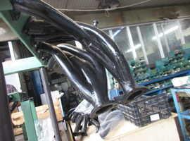 Exhaust manifolds for Ferrari 330 Gtc