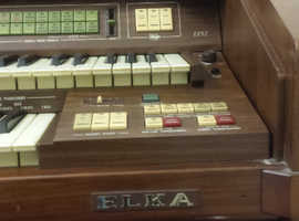 Elka electric organ ... free to good home