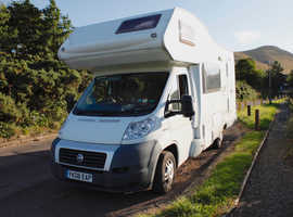 Motorhome CI Carioca 625 - 5 berth - Only One Owner Since New