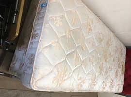 Single Dunlopillo mattress