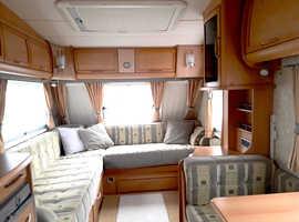 Abbey Impressions 520L - 4 Berth Caravan