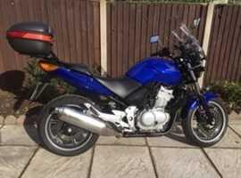Honda CBF 500 only 8800 miles