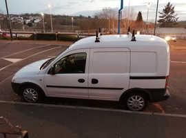 2011 Vauxhall Combo Crew Van, 1.3 CDTI Diesel