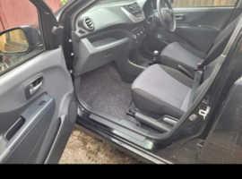 Suzuki Alto, 2014 (14) Black Hatchback, Manual Petrol, 47,499 miles