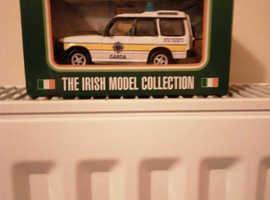 The irish model collection garda model land rover 4x4