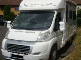 Lovely Motorhome - SWIFT SUNDANCE 580 PR. Only 35700 Miles - 2008