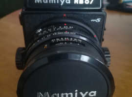 Mamiya RB67 Pro S complete