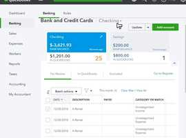 FREE quickbooks tutorial