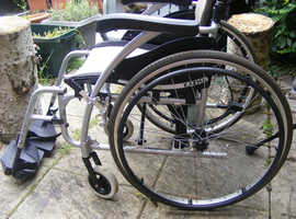 Karma Lightweight Self-Propelled Wheelchair