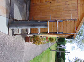 Step Ladder and roll of felt (Free must collect)