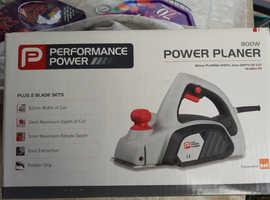performance power planer