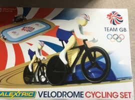 Velodrome cycling set