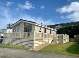 Lodge For Sale With Hot Tub In North Wales