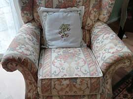 Comfortable armchair needs a good home