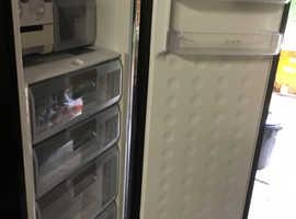 Samsung larder fridge excellent as new condition