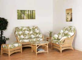 Conservatory Furniture Cushion Covers -