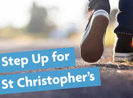 Step Up for St Christopher's