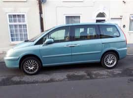 Citroen C8, 2006 (06) Blue Estate, Manual Petrol, 112,552 miles