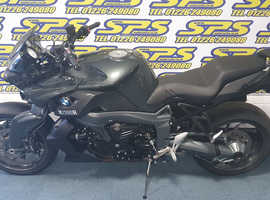 BMW K1300 sports tourer 2010 showroom condition custom styling.