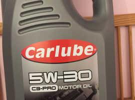Carlube Motor Oil