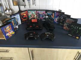 Sega Mega Drive 2 Bundle - Excellent Condition