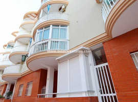 Costa Blanca Furnished  1 bed Beachside Apartment - La Mata