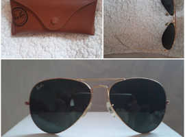 Ray Ban Sunglasses Used