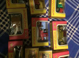 matchbox collectable cars