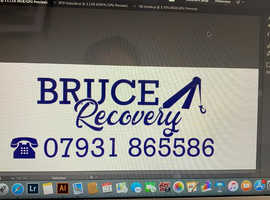 BRUCE RECOVERY