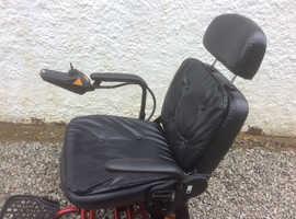 Electric Travel wheelchair, Powerchair, Dismantles for car trips.