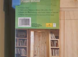 4 panel bifold interior door