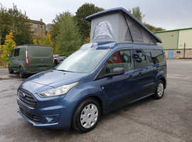 Ford Evie Connect 2 by Wellhouse 120ps Automatic. Limited base vehicle