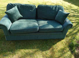 Marks and Spencer Free Green Sofa