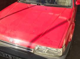 Honda ACCORD ATI, 1987 (D) Red Saloon, Manual Petrol, 111,000 miles
